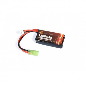 Batería Li-Po 7.4V 1300 mAh...