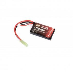Bateria Li-Po 7.4V 1100mAh...