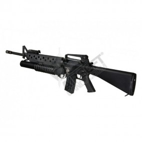 M16A3 with M203 Grenade...