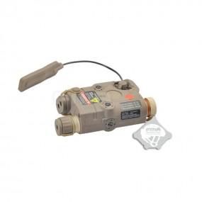 FMA AN/PEQ-15 Laser Rojo...