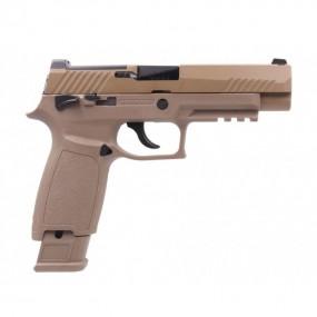 Sig Sauer P320 M17 Tan We Tech