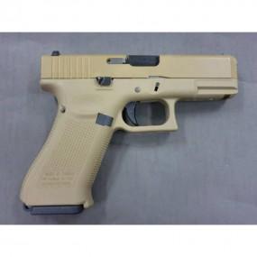 Glock 19 Gen 5 Tan We tech