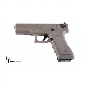 SAIGO Glock 18 AEP TAN
