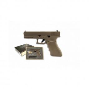 Pistola Glock EU17 Tan RAVEN
