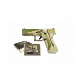 Pistola Glock EU17 Camo RAVEN