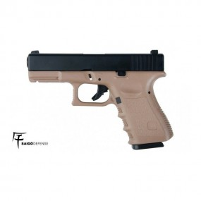 SAIGO Glock 23 ABS (KJW) TAN