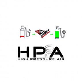Recarga Botella HPA