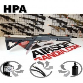 KIT HPA M870 Tactica Golden...