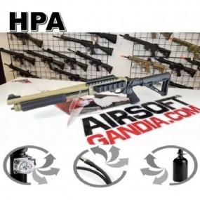 KIT HPA M870 Tactica TAN...