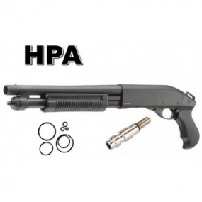HPA M870S Recortada Golden...