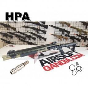 HPA M870 RIS TAN Golden Eagle