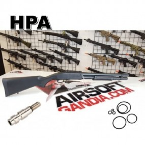 HPA M870 Police Golden Eagle