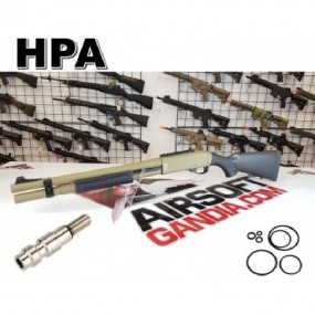HPA M870 Police TAN Golden...