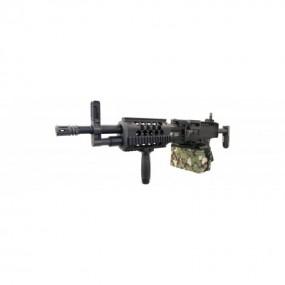 LMG Light Machine Gun...
