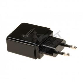 QC 3.0 USB Adapter EU -...