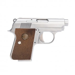 WE COLT 25 SILVER WE-CT01S