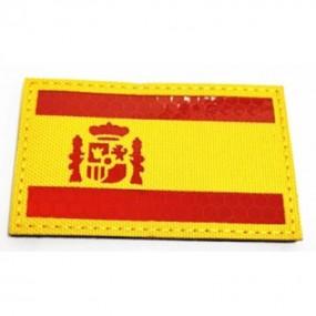 Parche Bandera España IR