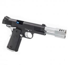 Pistola VP-X Negra/Chrome...