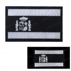 Parche Bandera España IR BK