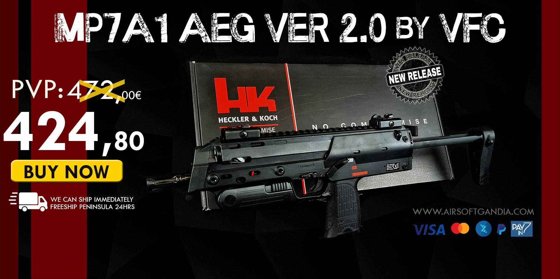 Umarex MP7A1 New Generation AEG